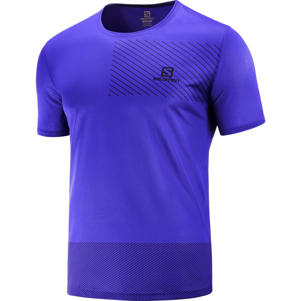 Salomon Sense Short Sleeve Top