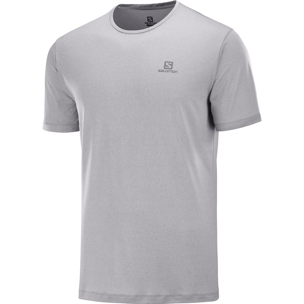 Salomon Agile Short Sleeve Training Top