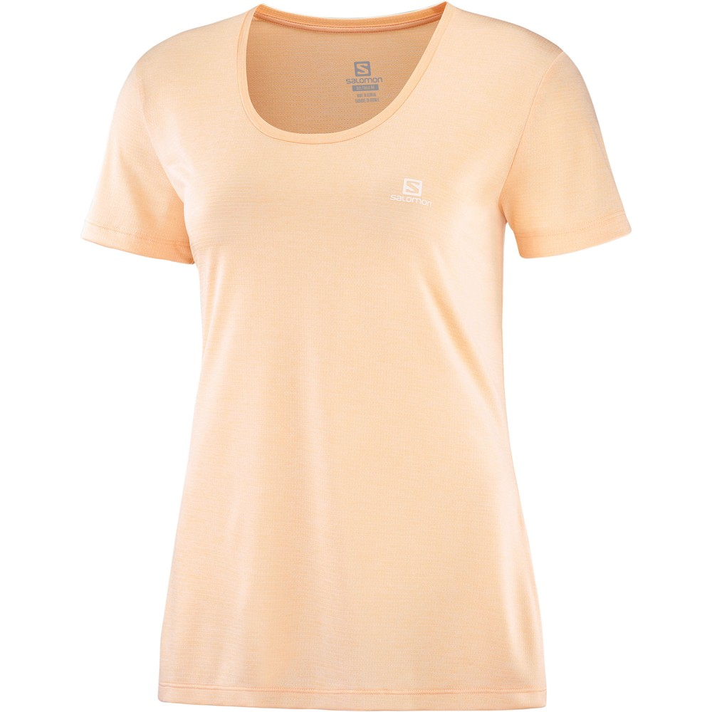 Salomon Agile Short Sleeve Womens Top