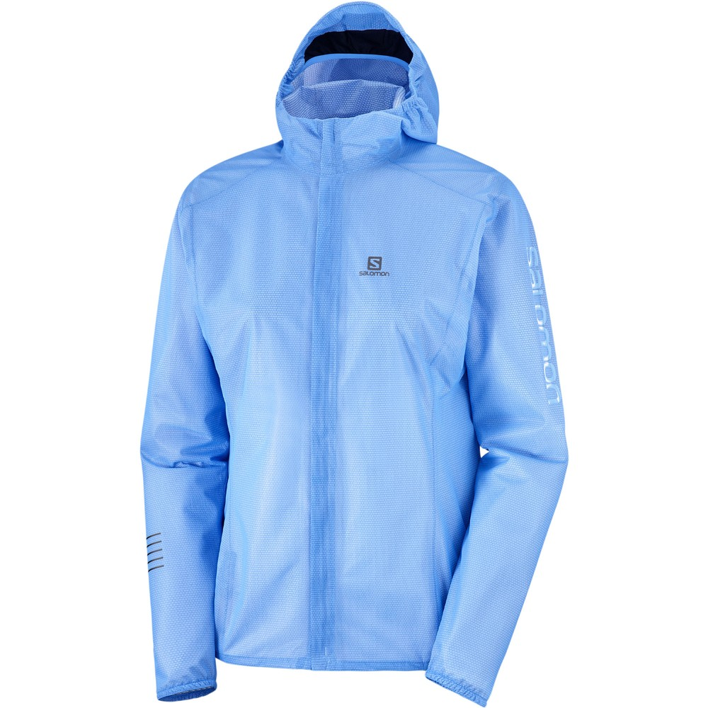 Salomon Lightning Race Womens Waterproof Jacket