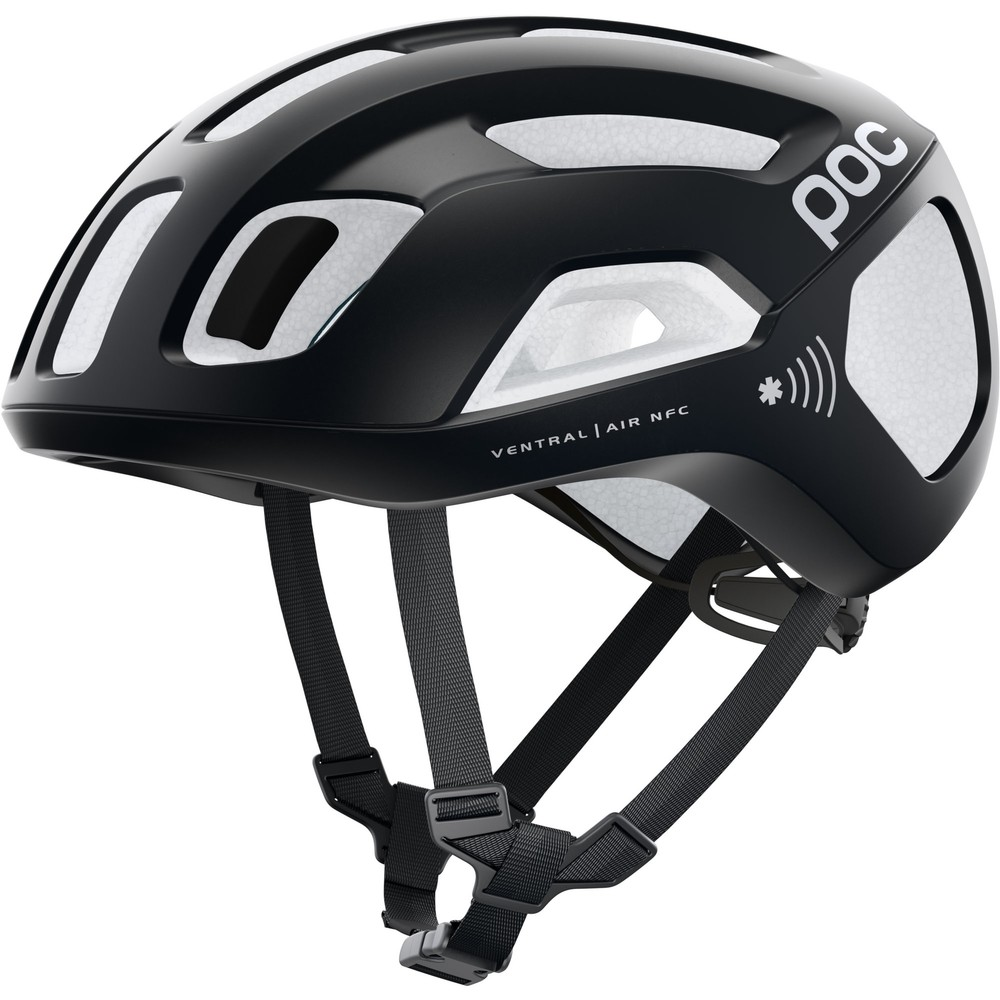 POC Ventral Air Spin Road Helmet With NFC