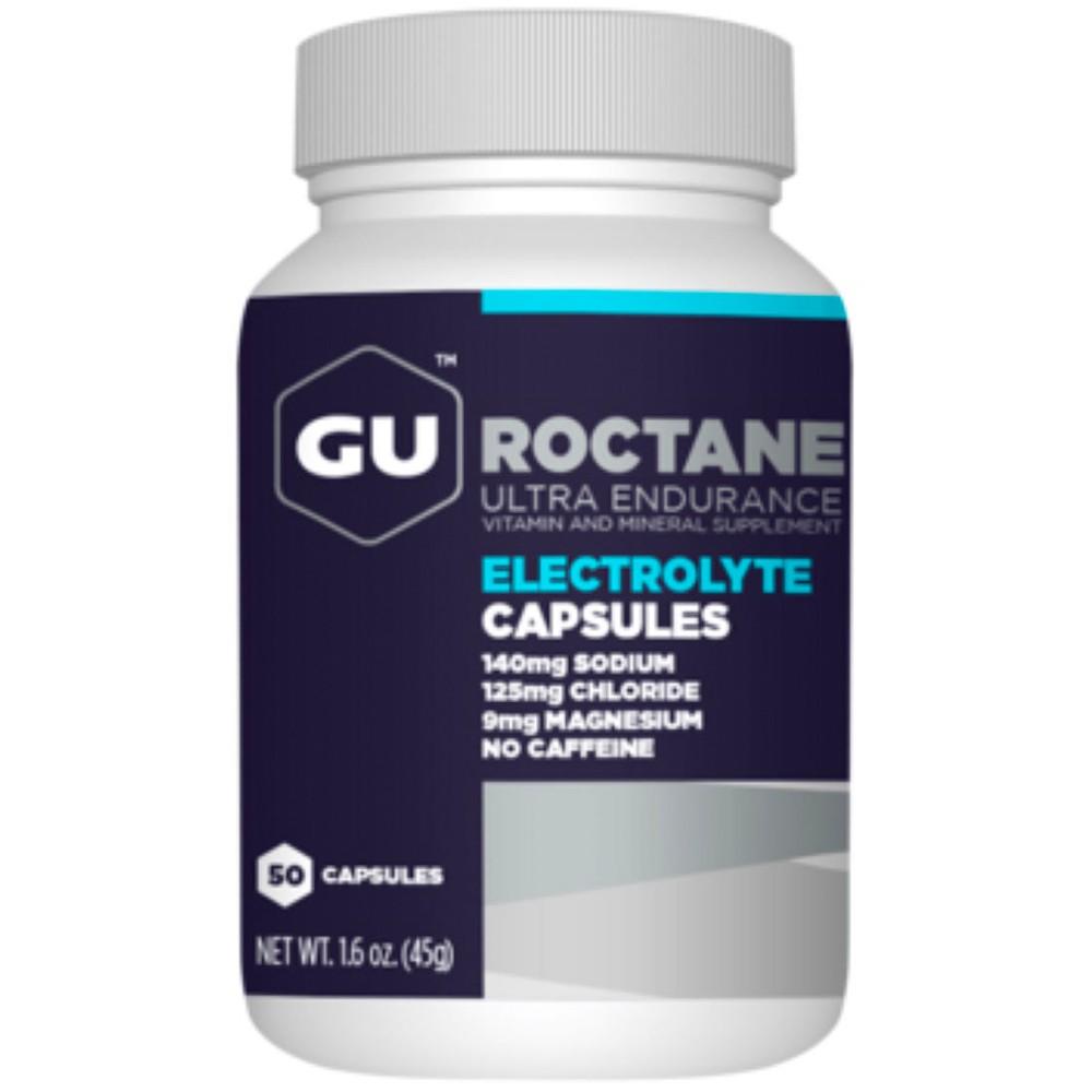 GU Roctane Electrolyte Capsules (50 Tabs)
