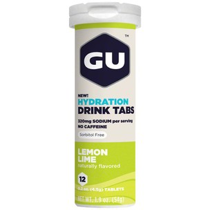 GU Hydration Mix Tablets 70g