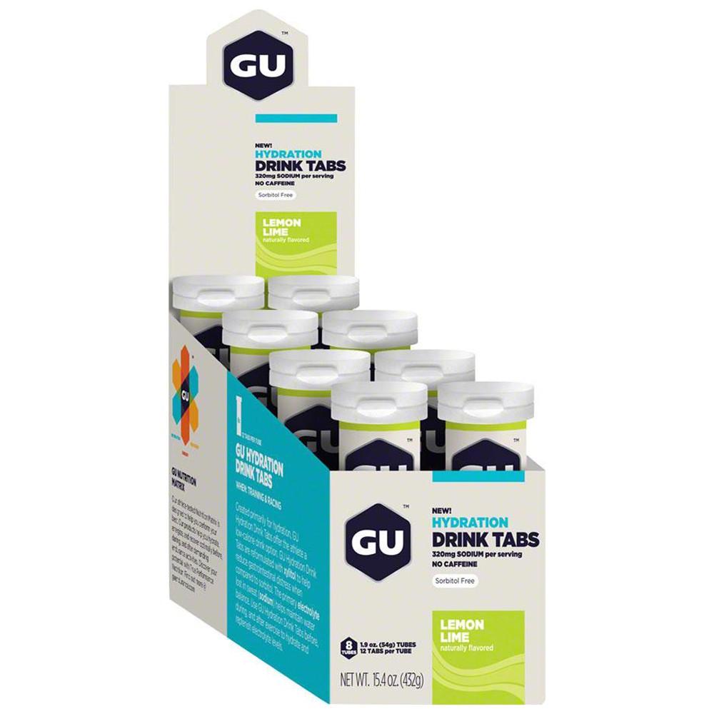GU Hydration Mix Tablet Box 8 X 70g