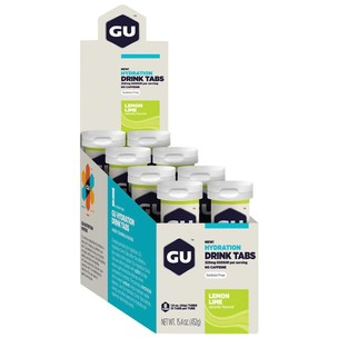 GU Hydration Mix Tablet Box 8 X 70g