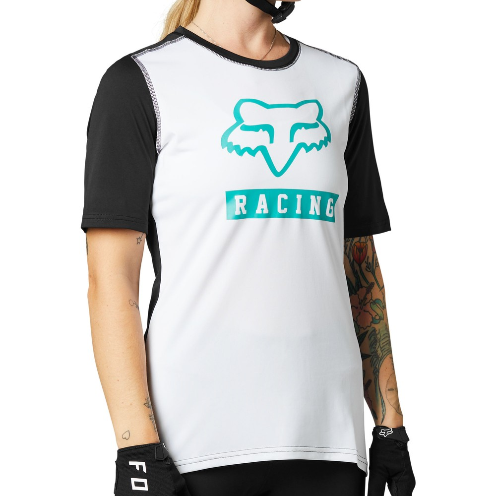 Fox Racing Ranger Womens Short Sleeve Jersey