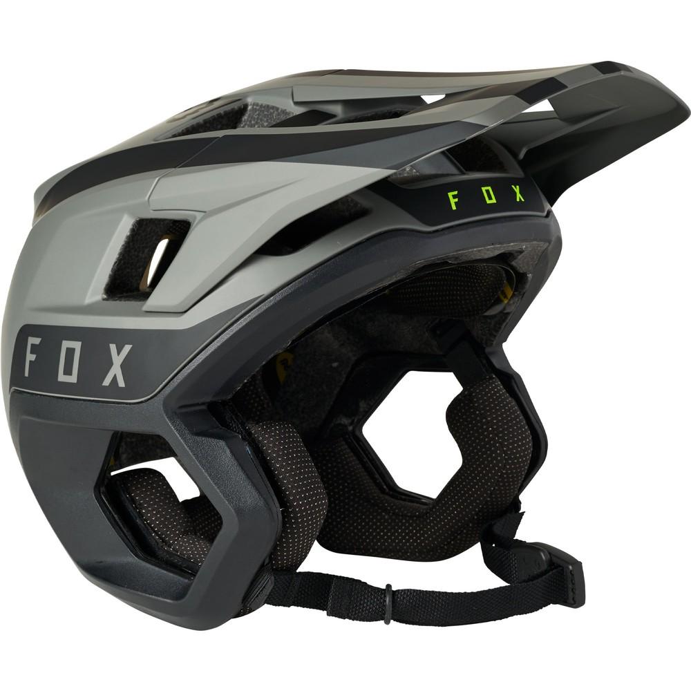 Fox Racing Dropframe Pro Two Tone Helmet