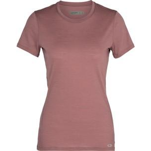 Icebreaker Amplify Short Sleeve Womens Running T-Shirt