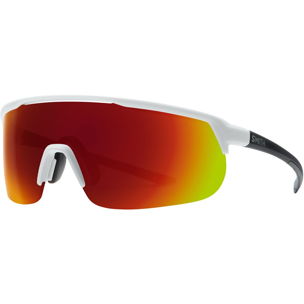 Smith Trackstand Sunglasses With ChromaPop Red Mirror Lens