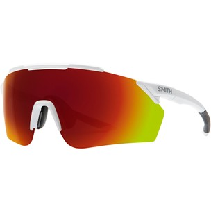 Smith Ruckus Sunglasses With ChromaPop Red Mirror Lens