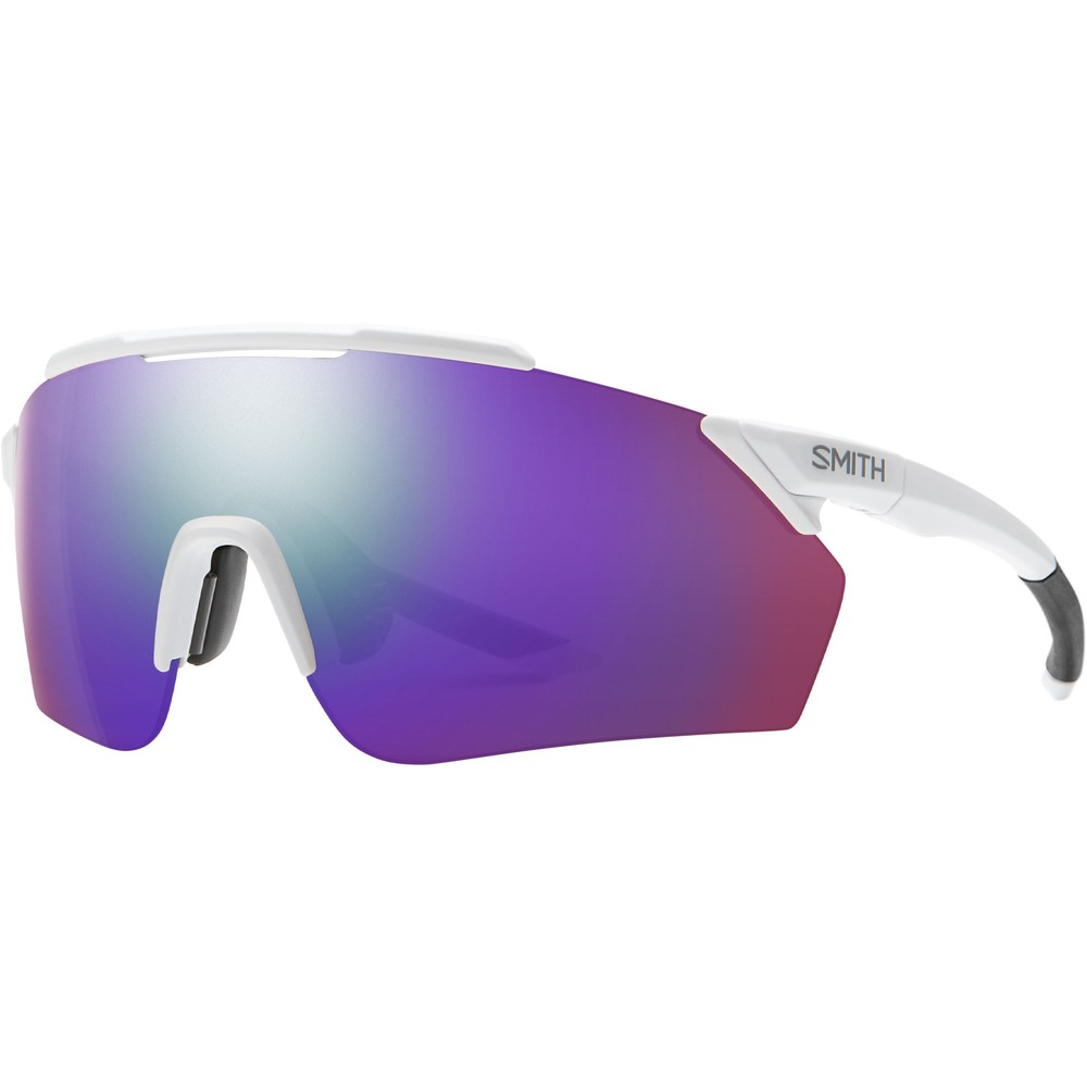Smith Ruckus Sunglasses With ChromaPop Violet Mirror Lens