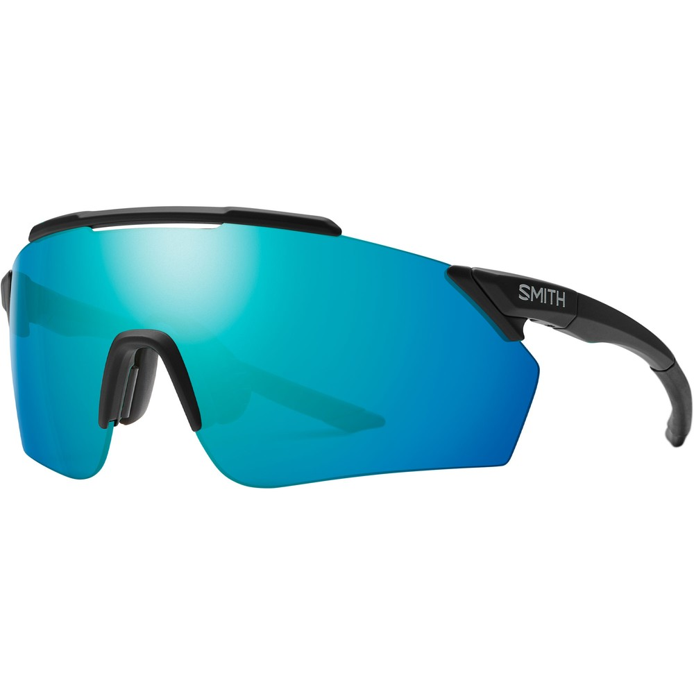 Smith Ruckus Sunglasses With ChromaPop Opal Mirror Lens