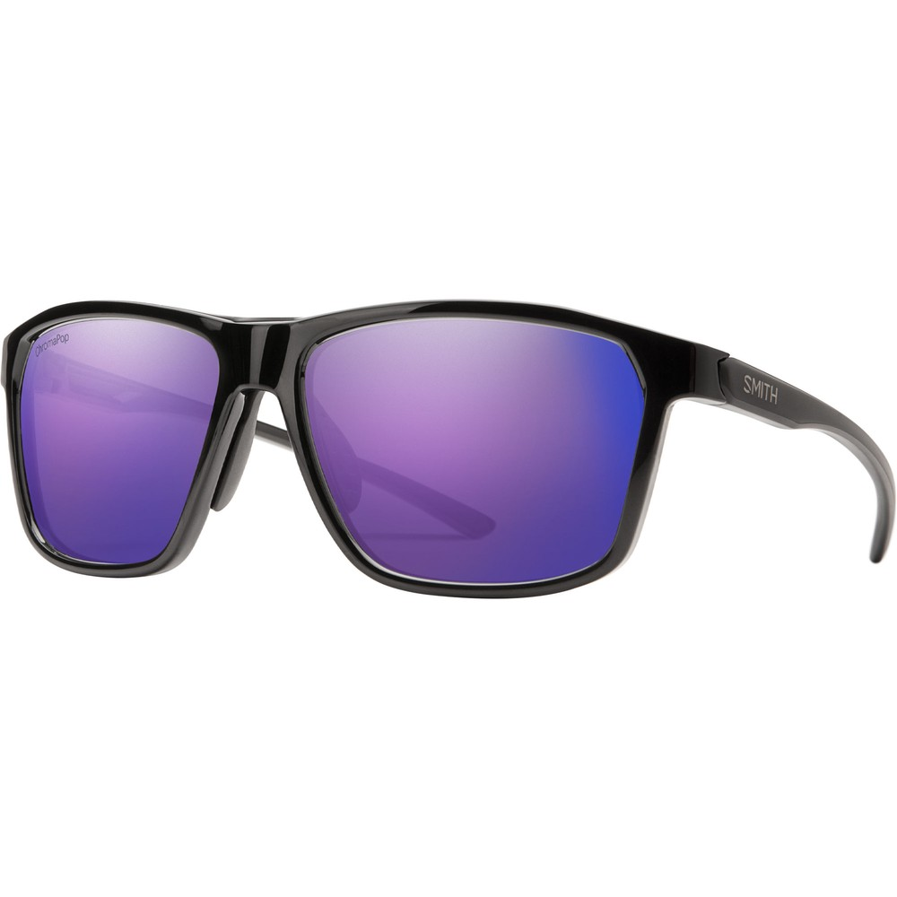 Smith Pinpoint Sunglasses With ChromaPop Violet Mirror Lens