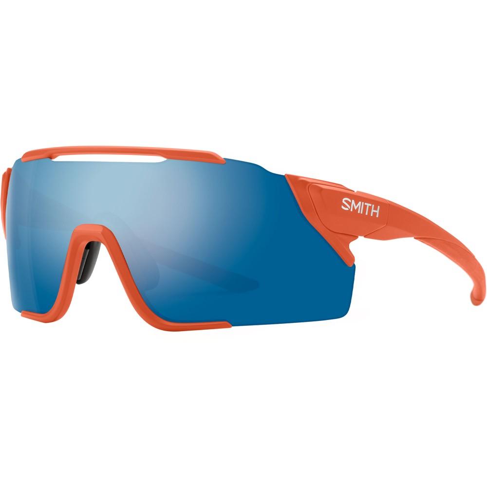 Smith Attack Mag MTB Sunglasses With ChromaPop Blue Mirror Lens