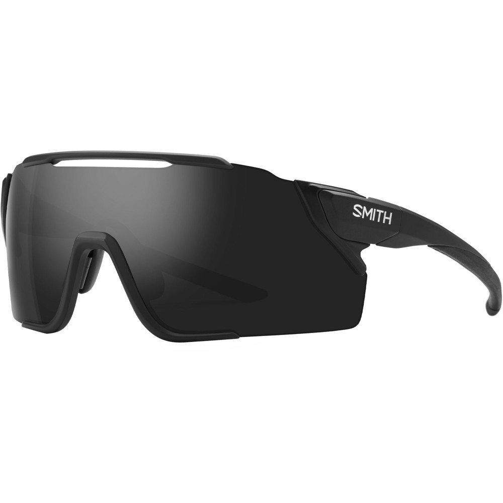 Smith Attack Mag MTB Sunglasses With ChromaPop Black Lens