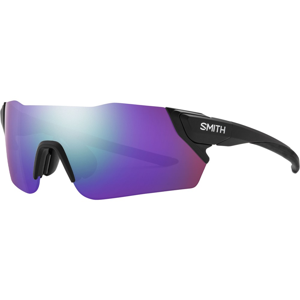 Smith Attack Sunglasses With ChromaPop Violet Mirror Lens