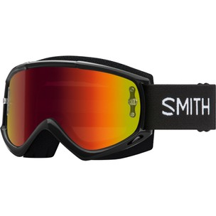 Smith Fuel V.1 Goggles With Red Mirror Lens