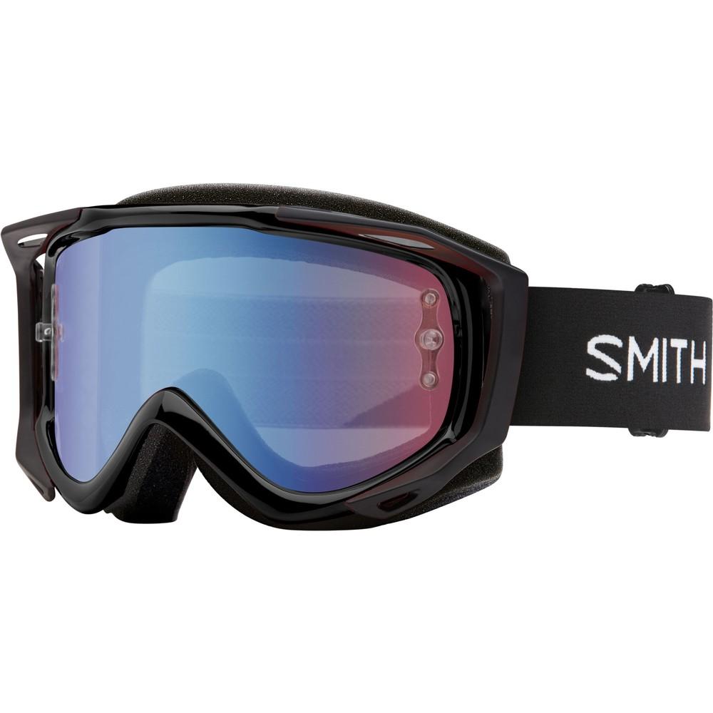 Smith Fuel V.2 Goggles With Blue Sensor Lens