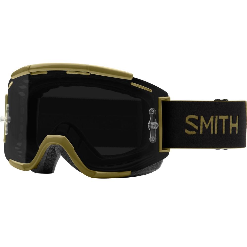Smith Squad MTB Goggles With Sun Black Lens