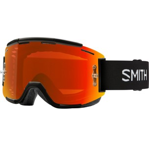 Smith Squad MTB Goggles With Red Mirror Lens