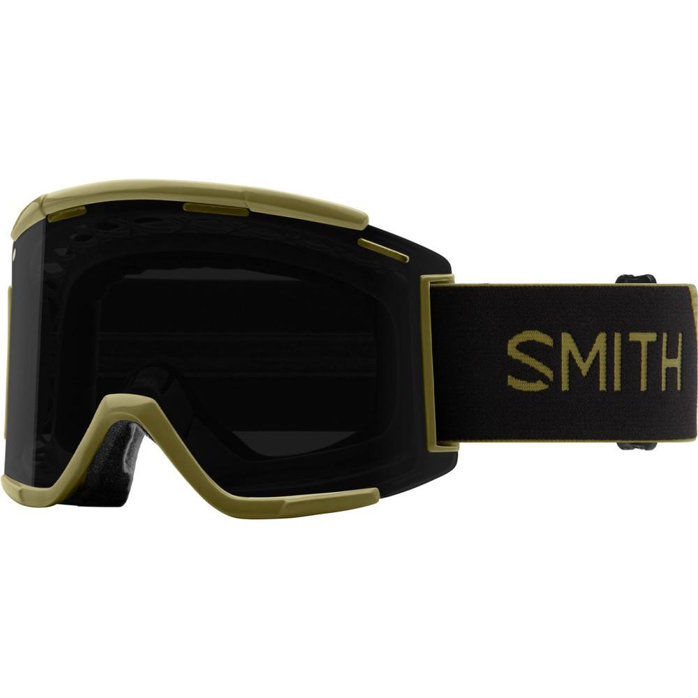 Smith Squad MTB XL Goggles With Sun Black Lens