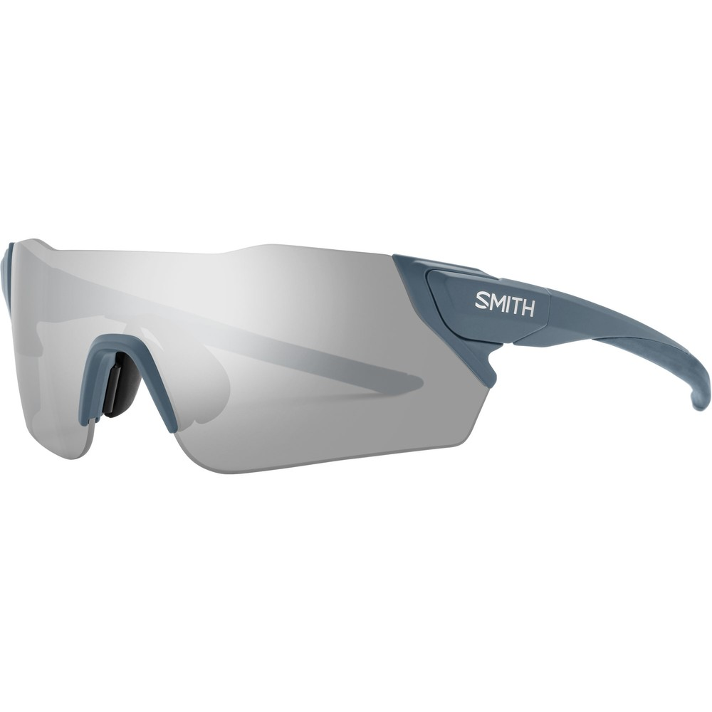 Smith Attack Sunglasses With ChromaPop Platinum Mirror Lens