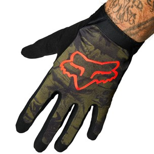 Fox Racing Permanent Vacation Flexair Ascent Gloves