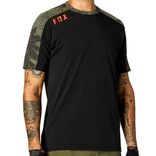 Fox Racing Permanent Vacation Ranger DR Short Sleeve Jersey