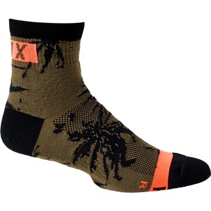 Fox Racing Permanent Vacation Flexair Merino Socks