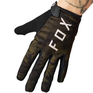Fox Racing Permanent Vacation Ranger Gel Womens Gloves