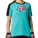Fox Racing Bike Park Ranger DR Womens Short Sleeve Jersey