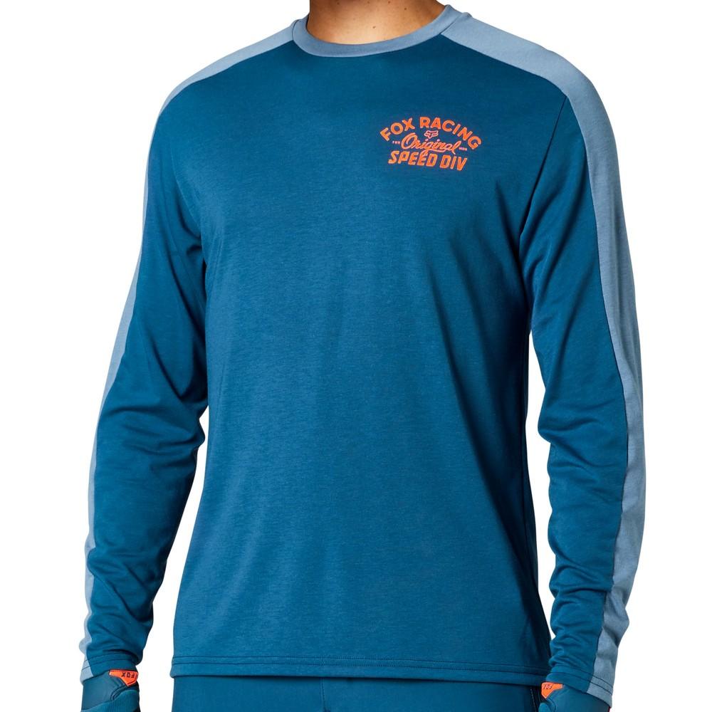 Fox Racing Refuel Ranger DR Long Sleeve Jersey
