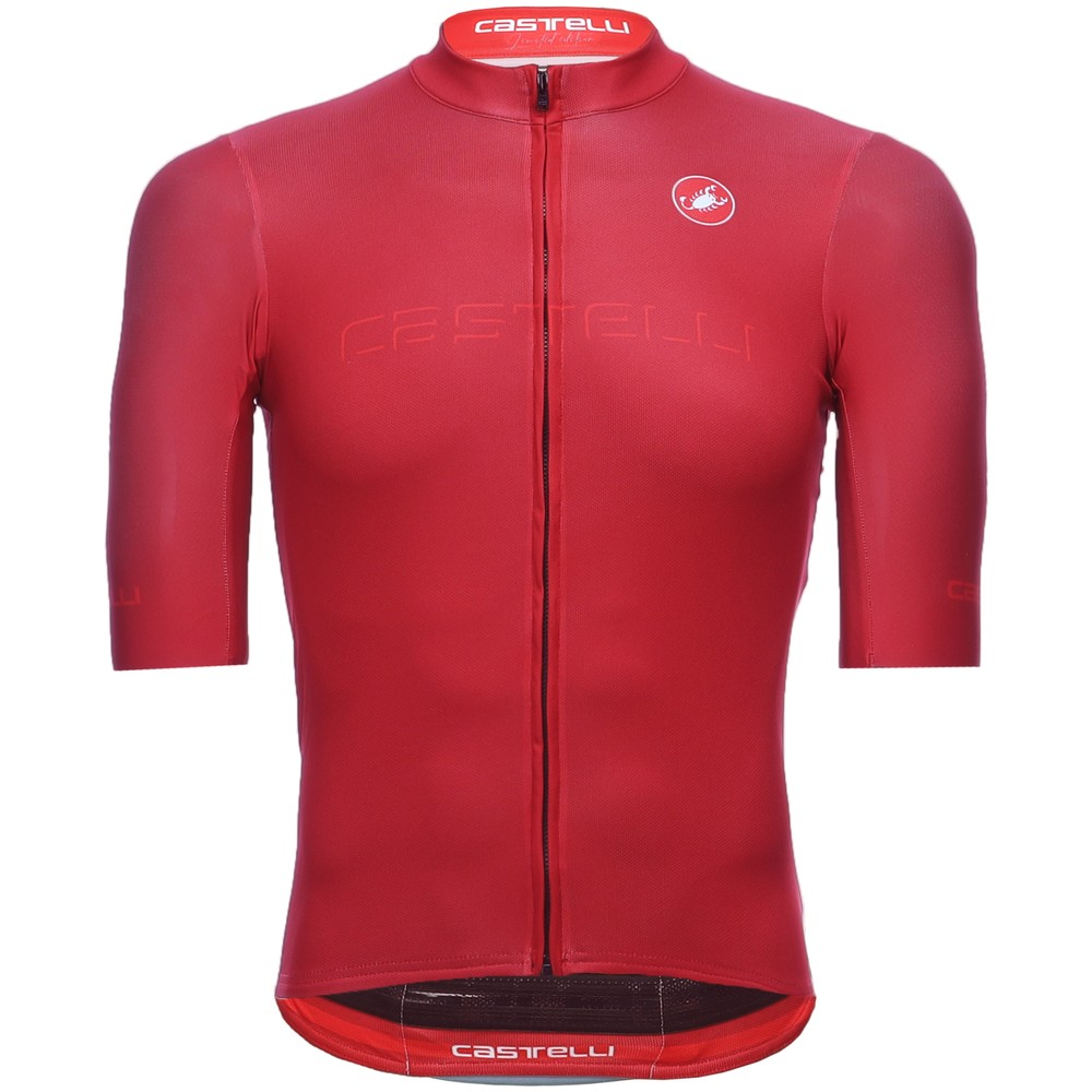 Castelli Squadra Short Sleeve Jersey