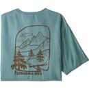 Patagonia Roam The Dirt Organic T-Shirt