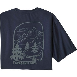 Patagonia Roam The Dirt Organic T-Shirt