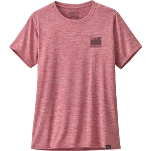 Patagonia Cap Cool Daily Graphic Womens T-Shirt