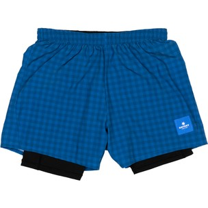 SAYSKY Checker 2 In 1 Short