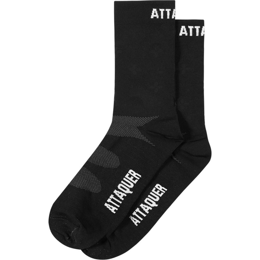 Attaquer Race Ultra+ Logo Socks