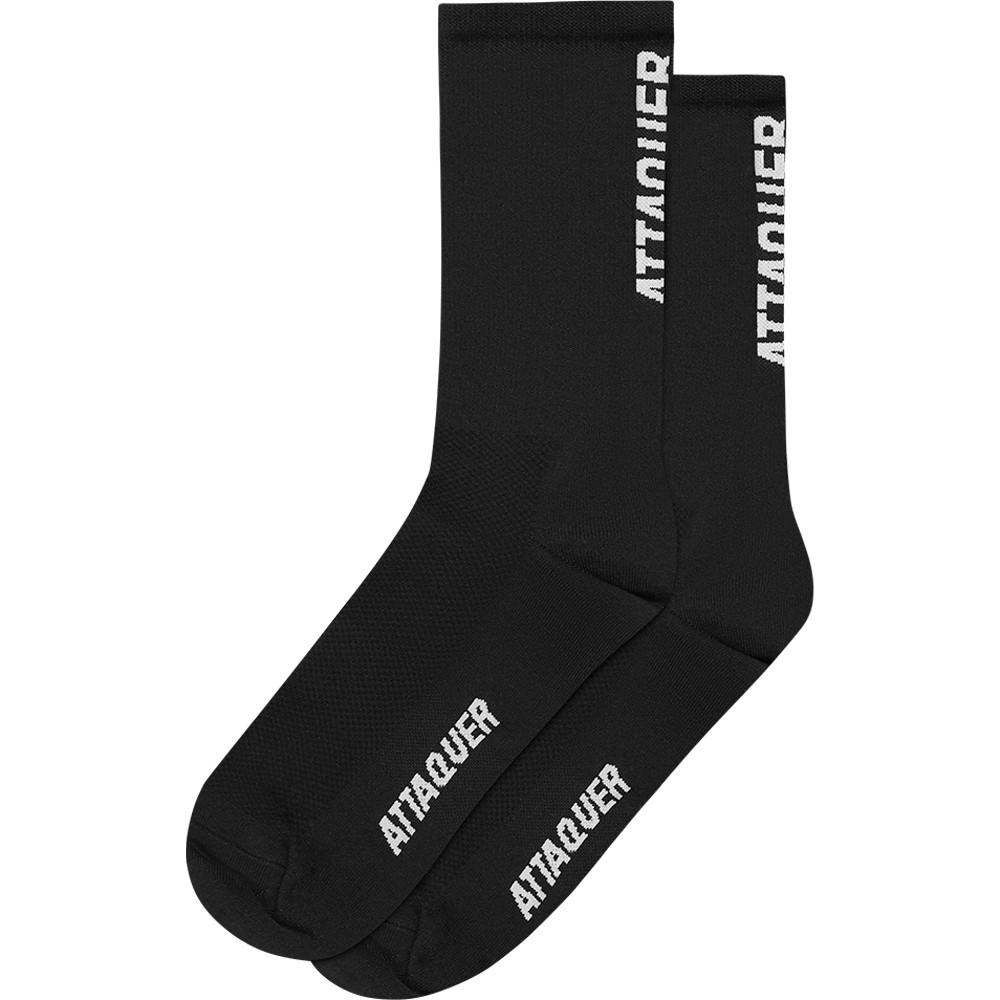 Attaquer Vertical Logo Socks