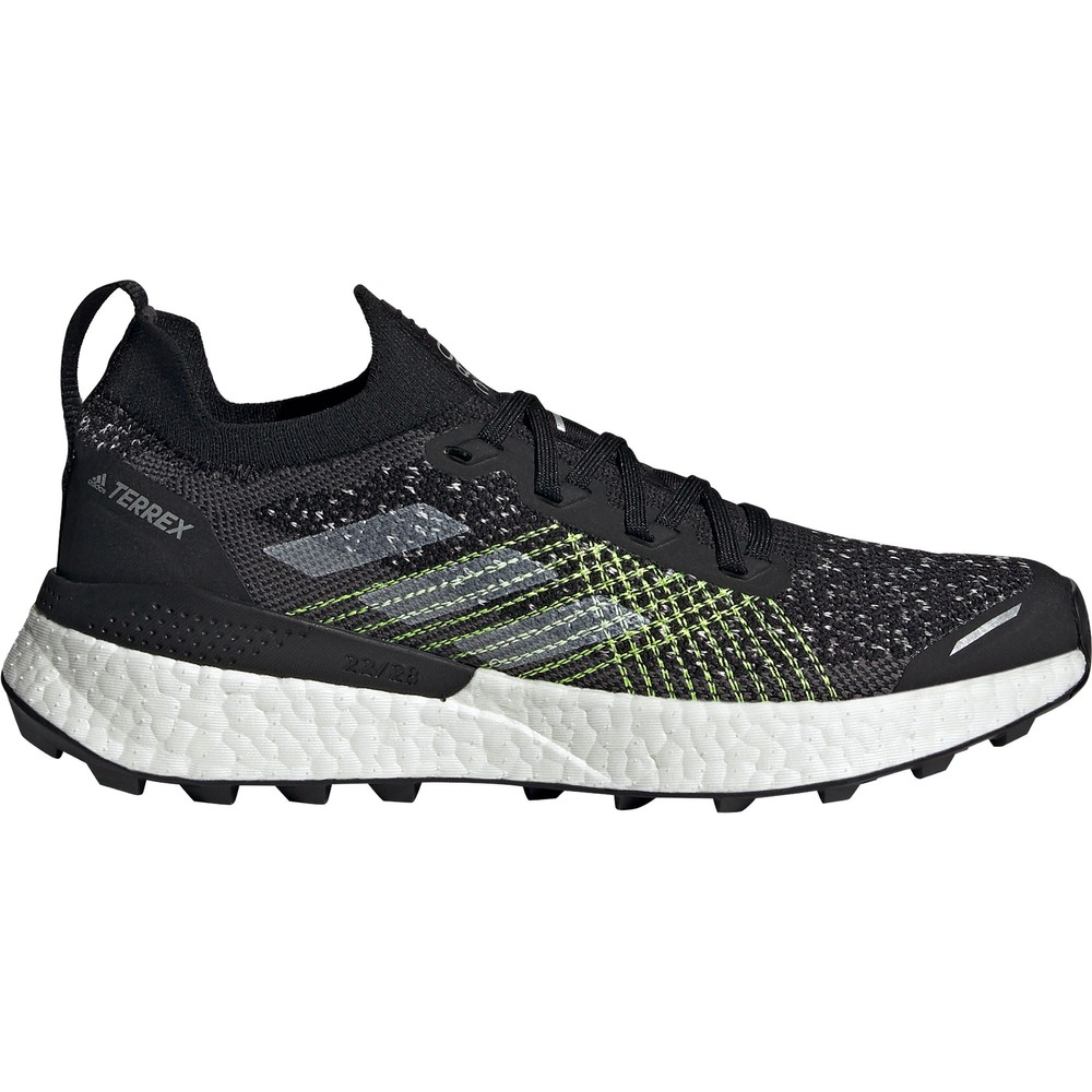 Adidas Terrex Two Ultra Primeblue Womens Trail Running Shoes