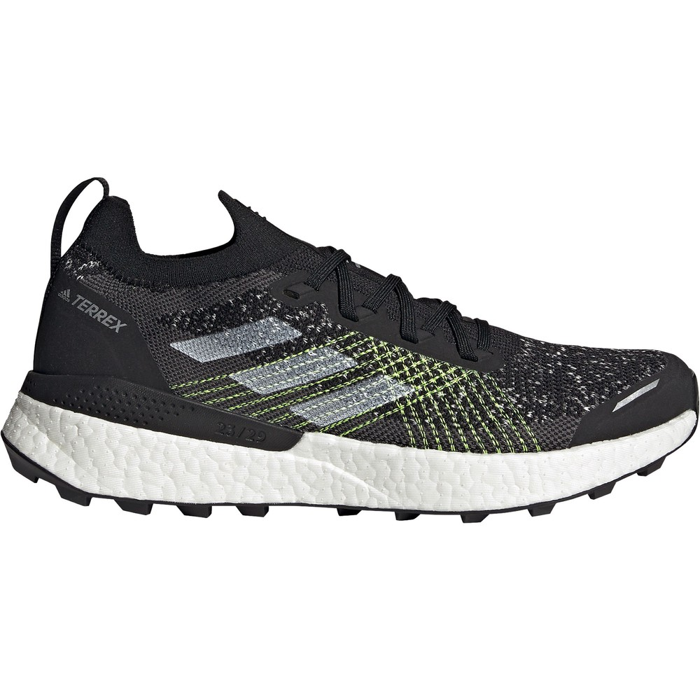 Adidas Terrex Two Ultra Primeblue Trail Running Shoes