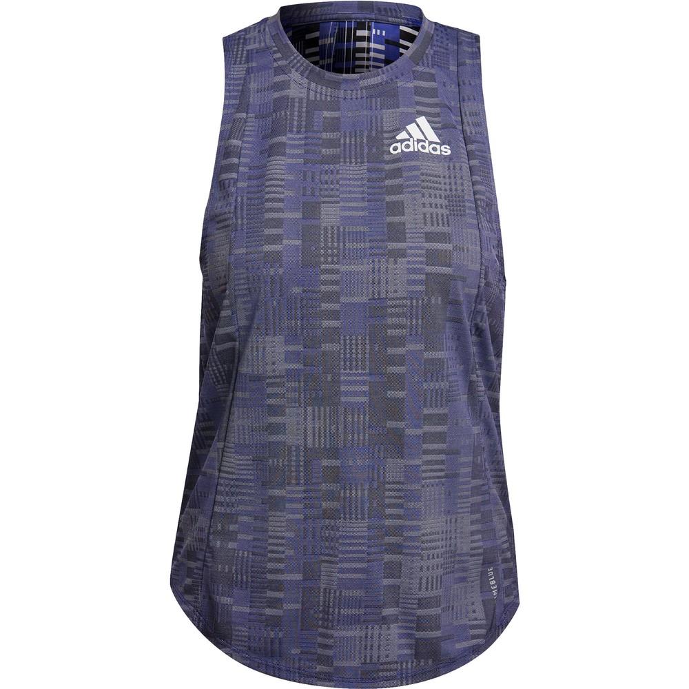 Adidas Own The Run Primeblue Womens Running Tank Top