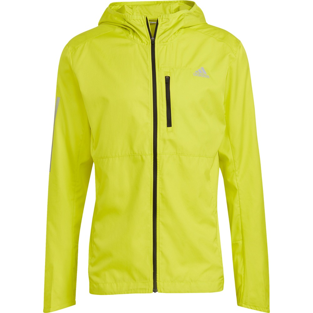 Adidas Own The Run Hooded Windbreaker Running Jacket