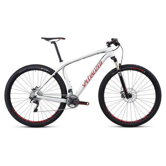 Specialized Stumpjumper HT Expert Carbon MTB 2013