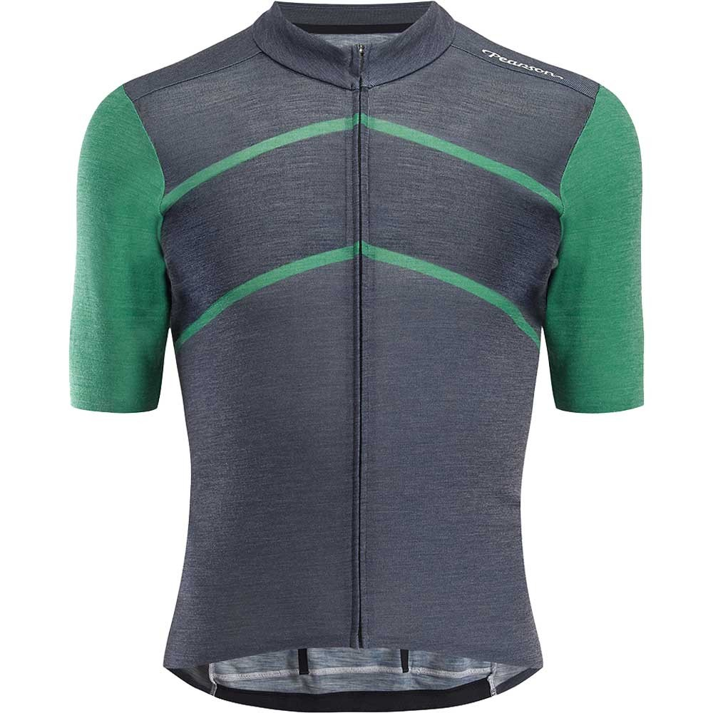 Pearson 1860 At One With Nature Merino Short Sleeve Jersey