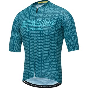 Attaquer All Day Typo Short Sleeve Jersey