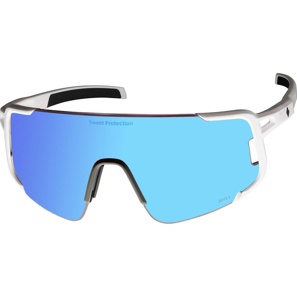 Sweet Protection Ronin RIG Reflect Sunglasses With Aquamarine Lens