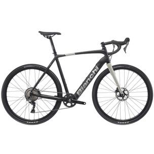 Bianchi Impulso E-Allroad GRX 600 Disc Electric Gravel Bike 2021