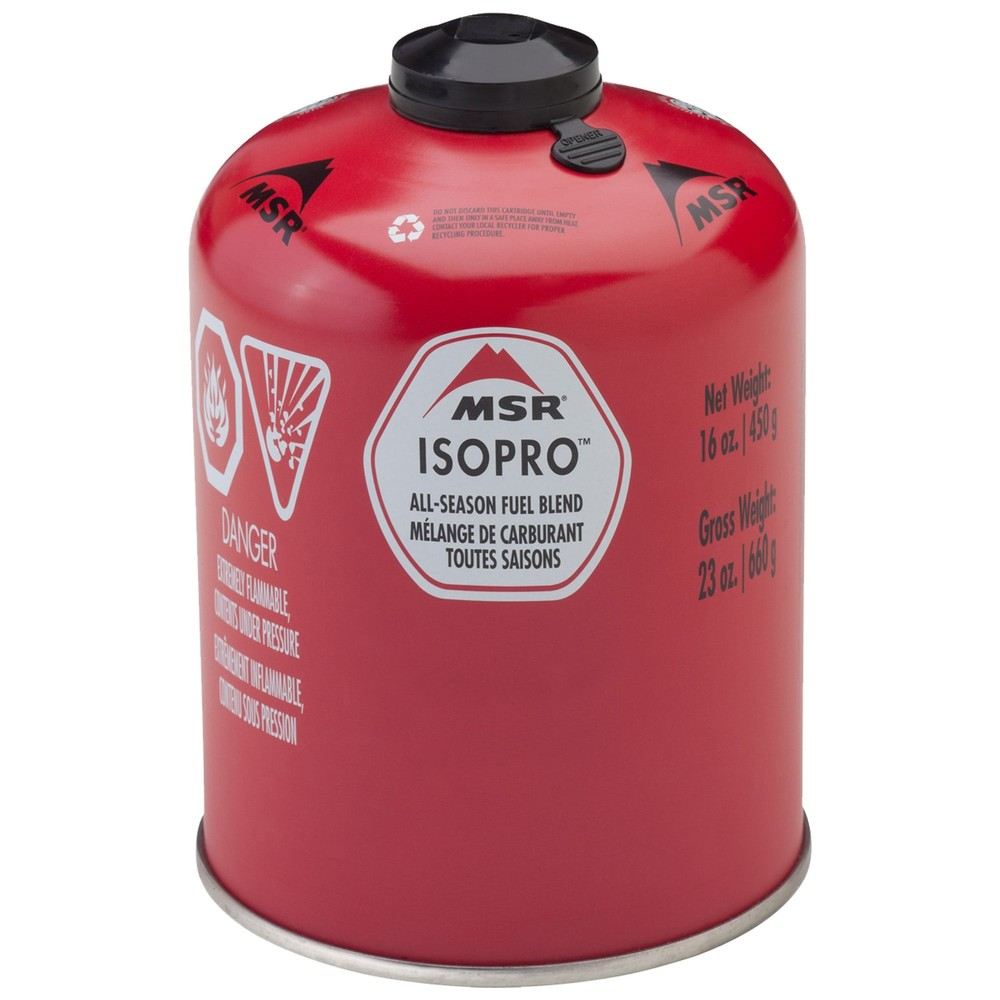 MSR 450g IsoPro Gas Canister
