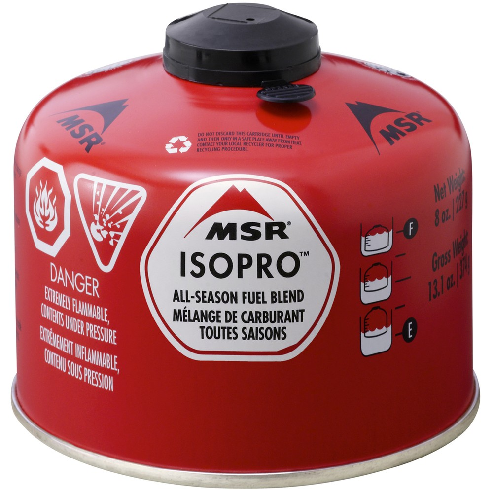 MSR 227g IsoPro Gas Canister